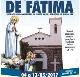 thumbnail_00 A FESTA DE NOSSA SENHORA DE FÁTIMA 2017