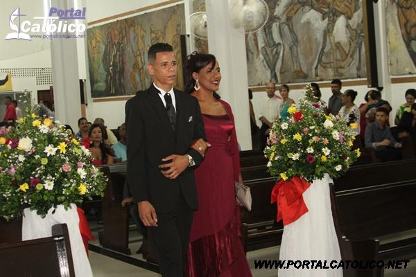 Sacramento Do Matrimonio Catolico : Sete casais receberam o sacramento do matrimonio u portal católico
